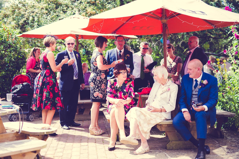 Cardfields drinks reception