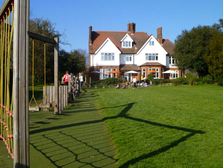 Cardfields Garden