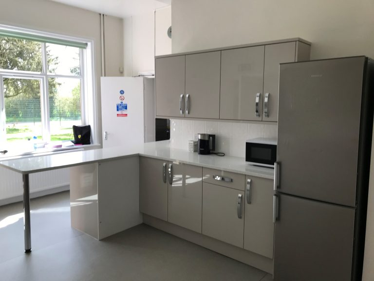 New kitchen cupboards